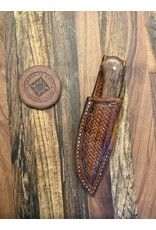 Serenity Small Trailing Point with Mesquite wood handle