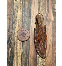 Serenity Small Trailing Point with Iron Wood Handle