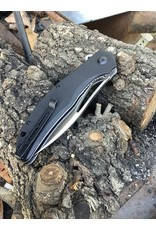 Civivi Civivi Vexer Black Coarse G-10 scales