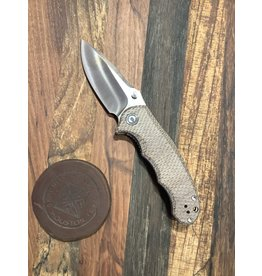 Civivi Civivi Hooligan with Snakeskin Micarta and D2 Blade