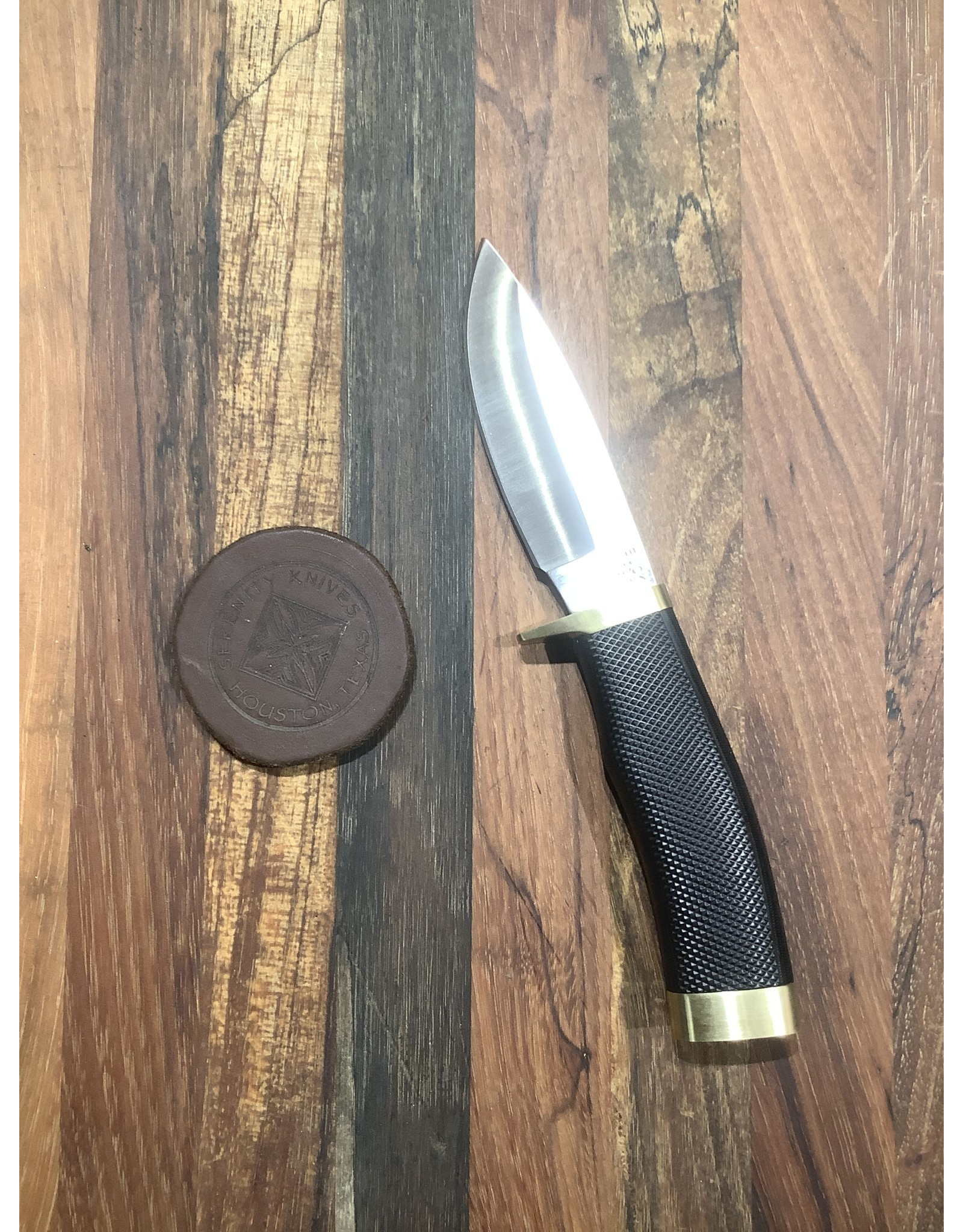 Buck BUCK Vanguard with Texturized Rubber