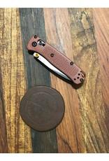Benchmade Mini Bugout Dark Orange
