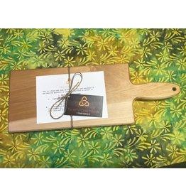 Trinity Craftsman Small Bread Board in Maple