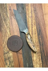 "Serenity K-Tip Paring Knife ""Flowers in Mud"""