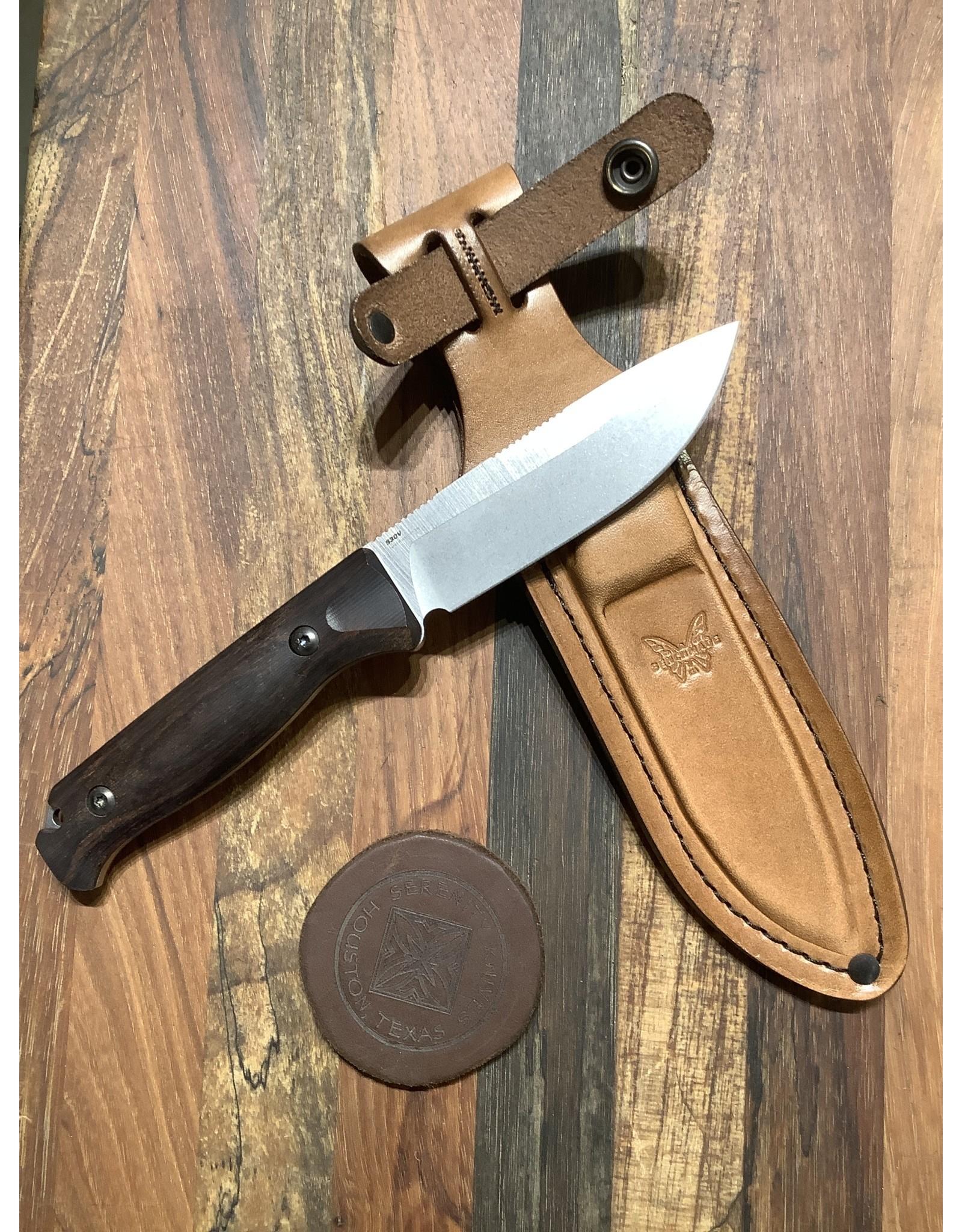 Benchmade Benchmade Saddle Mountain Skinner