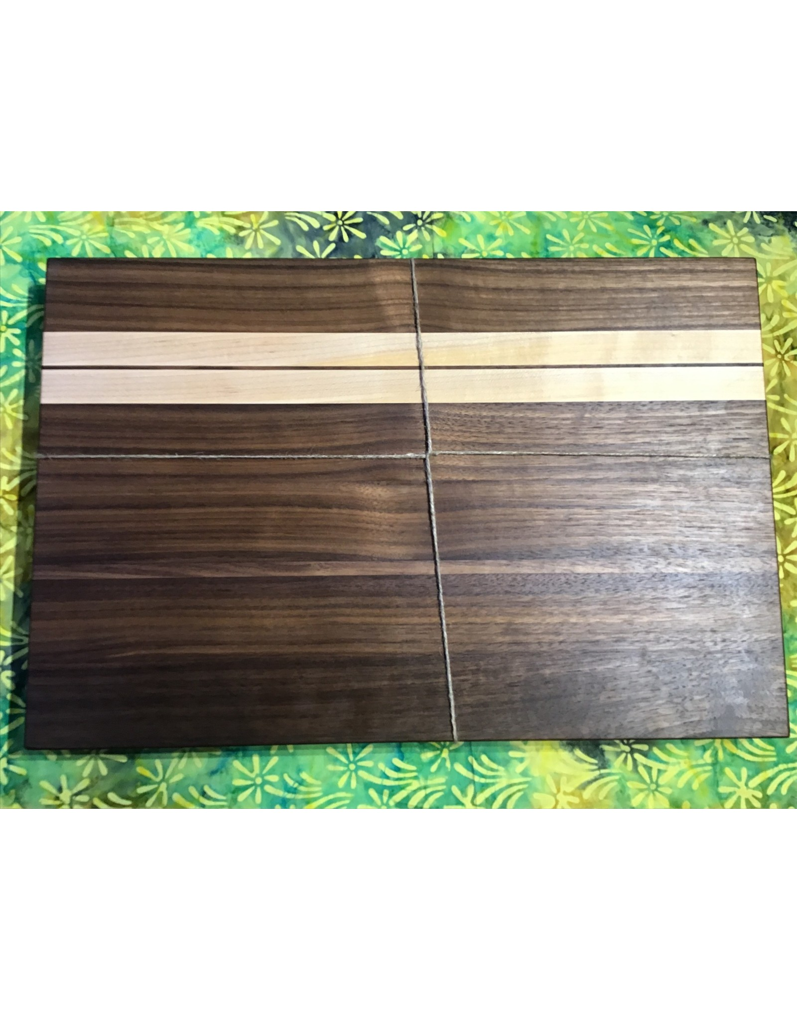 Trinity Craftsman Walnut with groove  and Maple Texas and stripes
