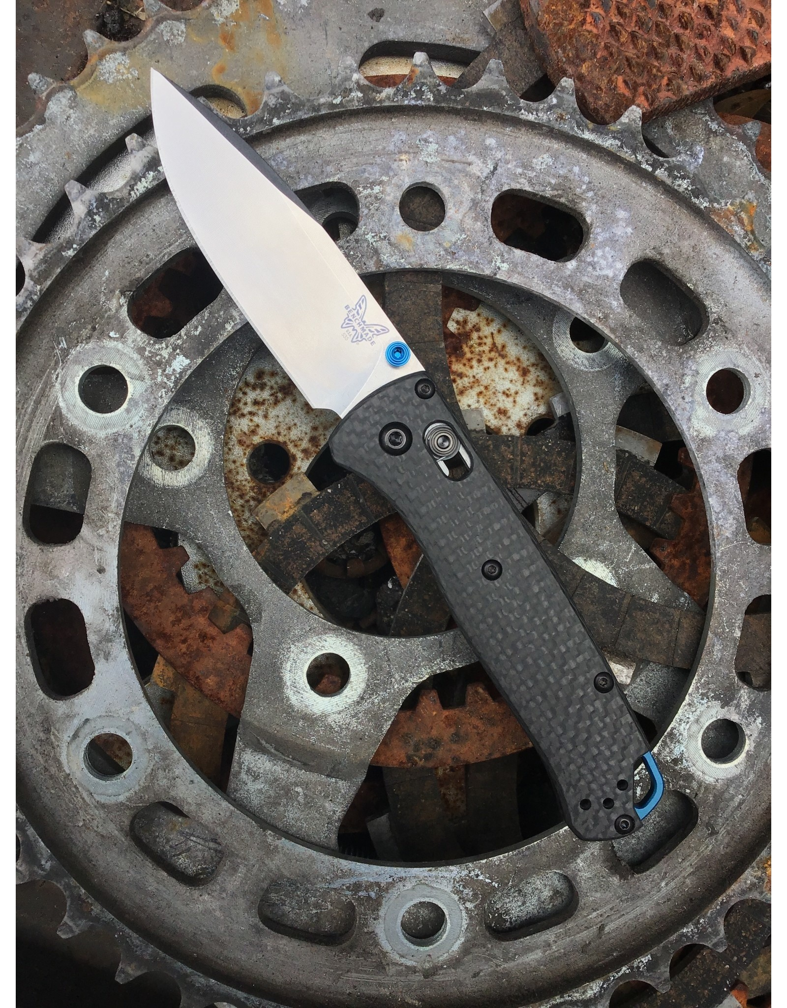Benchmade Bugout 535-3 Carbon Fiber with S90V