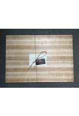 Trinity Craftsman XL Cutting Board Maple with Juice Groove