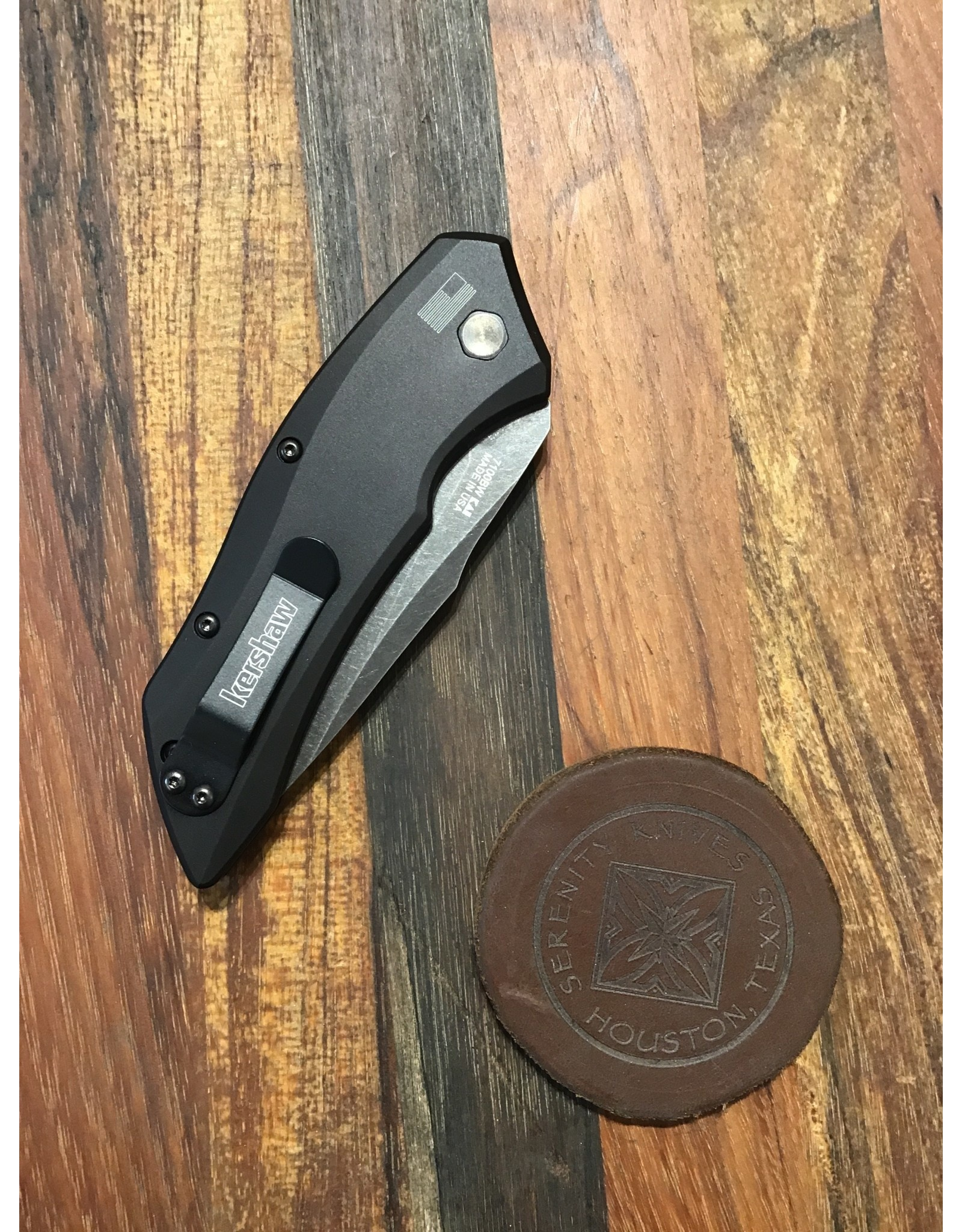 Kershaw Kershaw Launch 1 Automatic with CPM-154