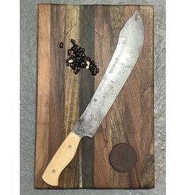 Serenity Vintage Slicer in 52100 with Sinker Cypress Handle