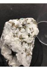 Emeralds in Quartz &Pyrite (Muzu, Colombia)