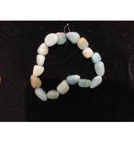 Tumbled Gemstone Bracelet