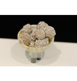 Selenite Rose