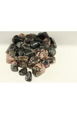 Tumbled Rhodonite