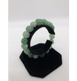 Tumbled Gemstone Bracelet Aventurine