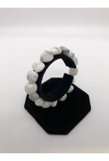 Howlite Tumbled Gemstone Bracelet