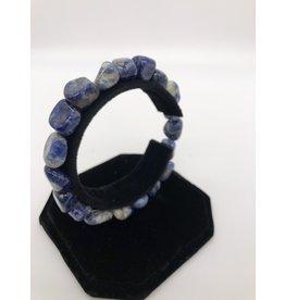 Tumbled Gemstone Bracelet Sodalite