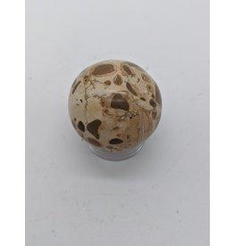 Leopard Jasper Sphere 43mm