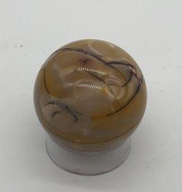 Mookaite Sphere
