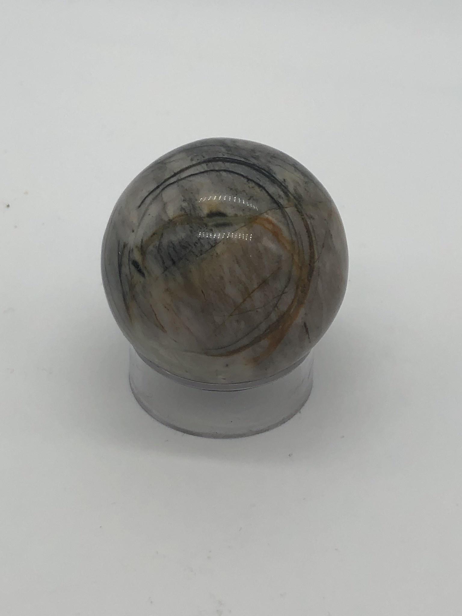 Picasso Jasper Sphere 40mm - Mineralogy