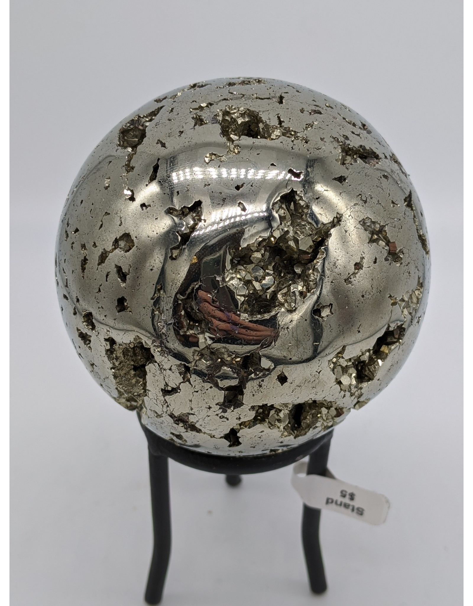Pyrite Sphere 80mm