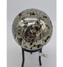 Pyrite Sphere 80mm