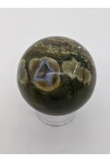 Rainforest Jasper Sphere 50mm