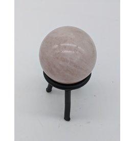 Rose Quartz Sphere