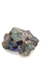 Azurite Crystal on Matrix