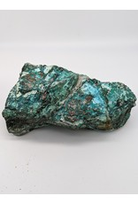 Chrysocolla & Tenorite with Gem Silica