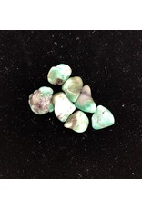 Tumbled Emerald