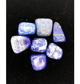 Tumbled Lapis Lazuli Grade AA