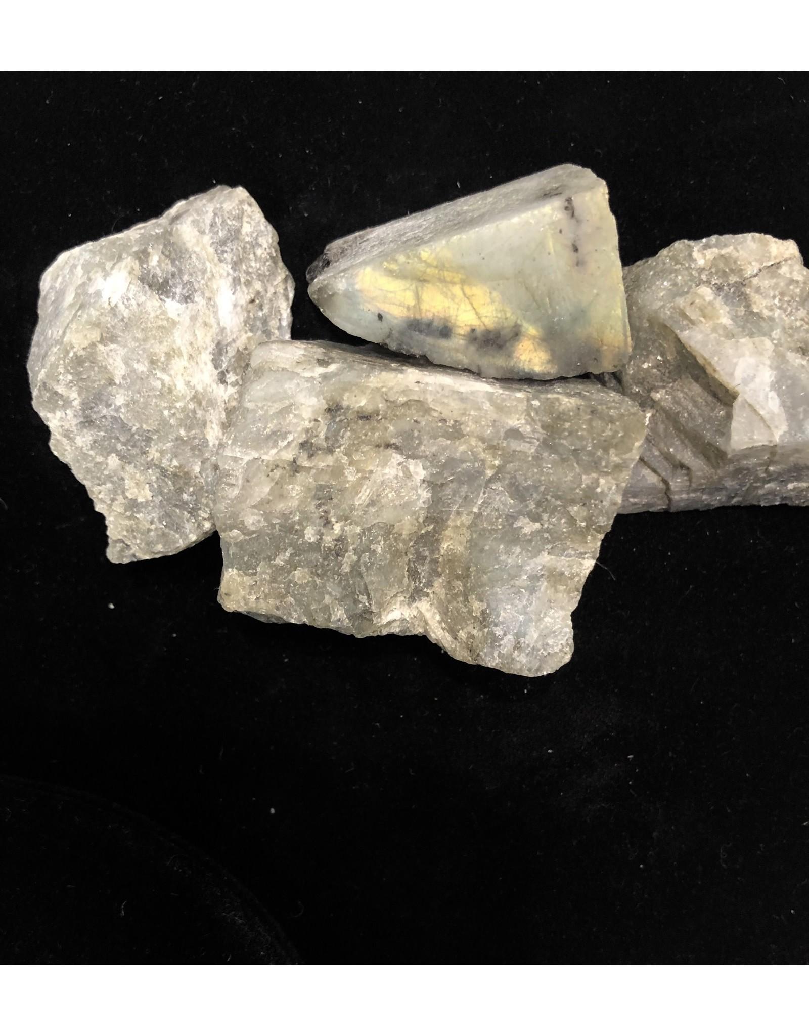 Raw Labradorite