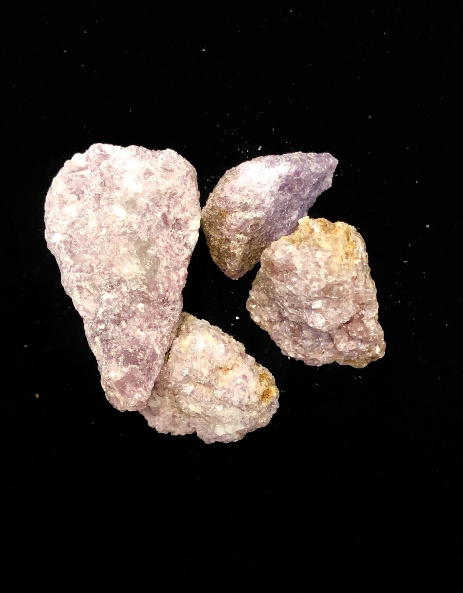Raw Lepidolite
