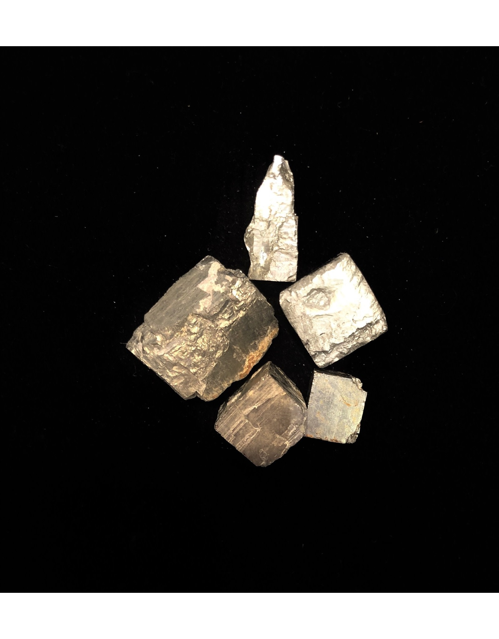 Raw Pyrite Glendon, NC Small