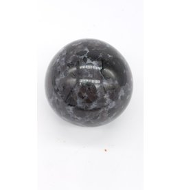 Indigo Gabbro Sphere 50mm