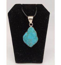 Charles Albert Sleeping Beauty Turquoise Alchemia Pendant