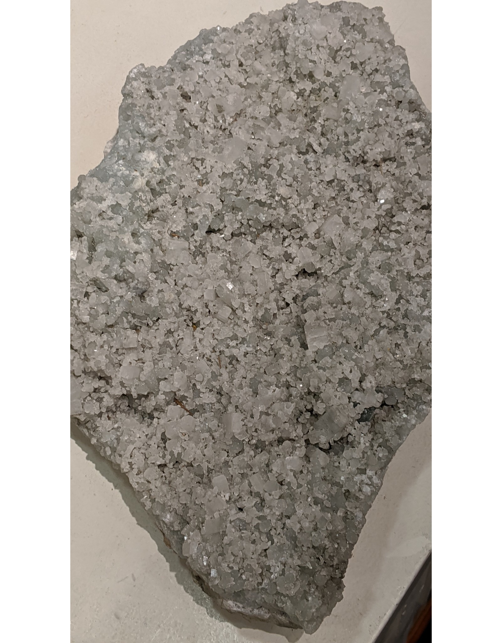 Apophyllite & Prehnite, XL (India)