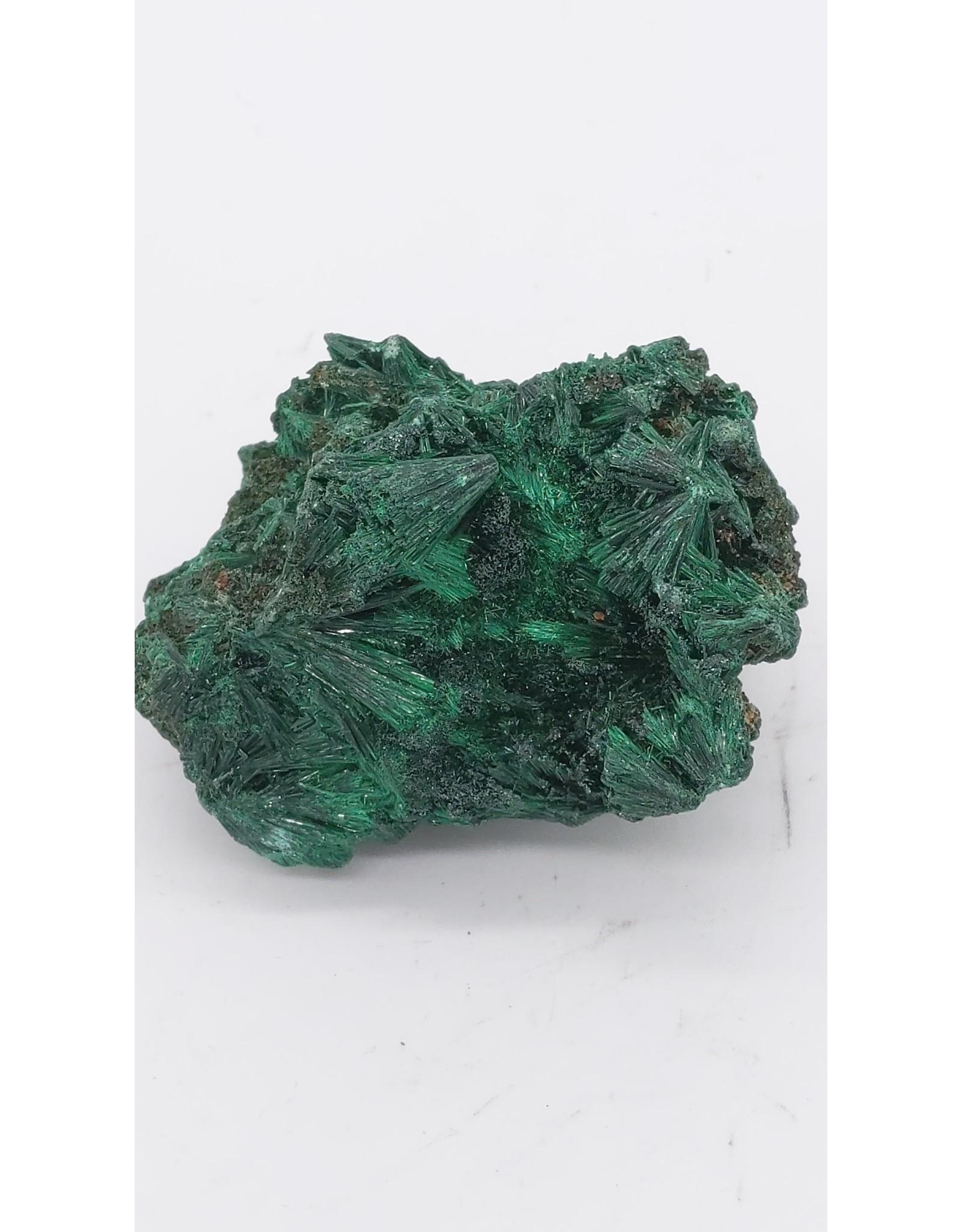 Fibrous Malachite (Congo) LARGE