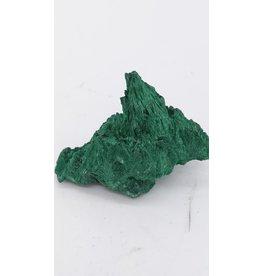 Fibrous Malachite (Congo)