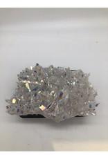 Angel Aura Quartz  (Silver/Platinum) Specimen