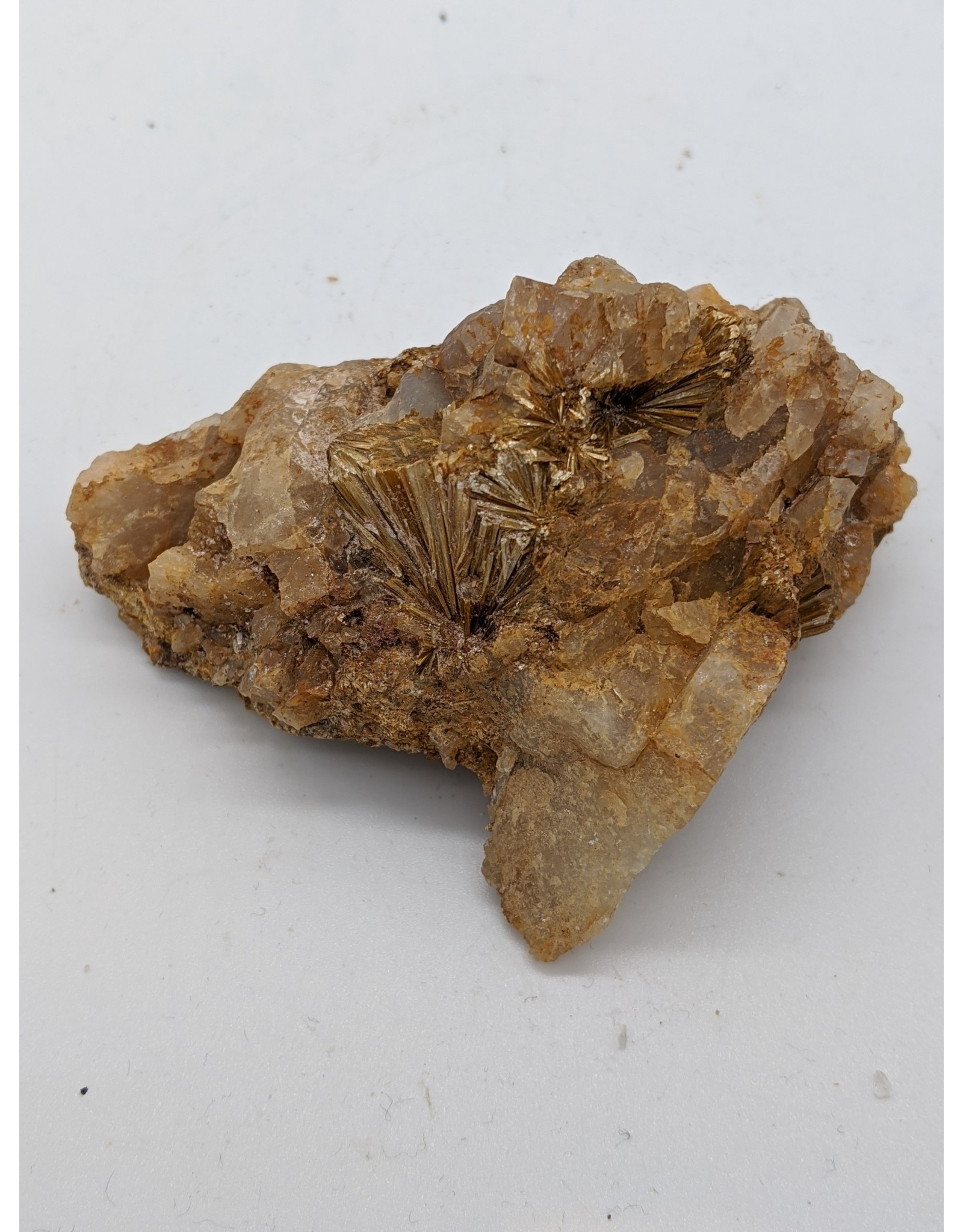 Pyrophylite (Randolph Co., NC)