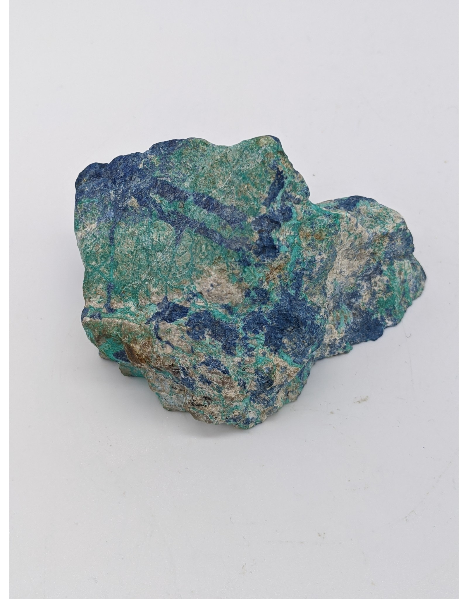 Chrysocolla and Azurite