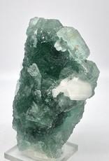 Bright Green Fluorite