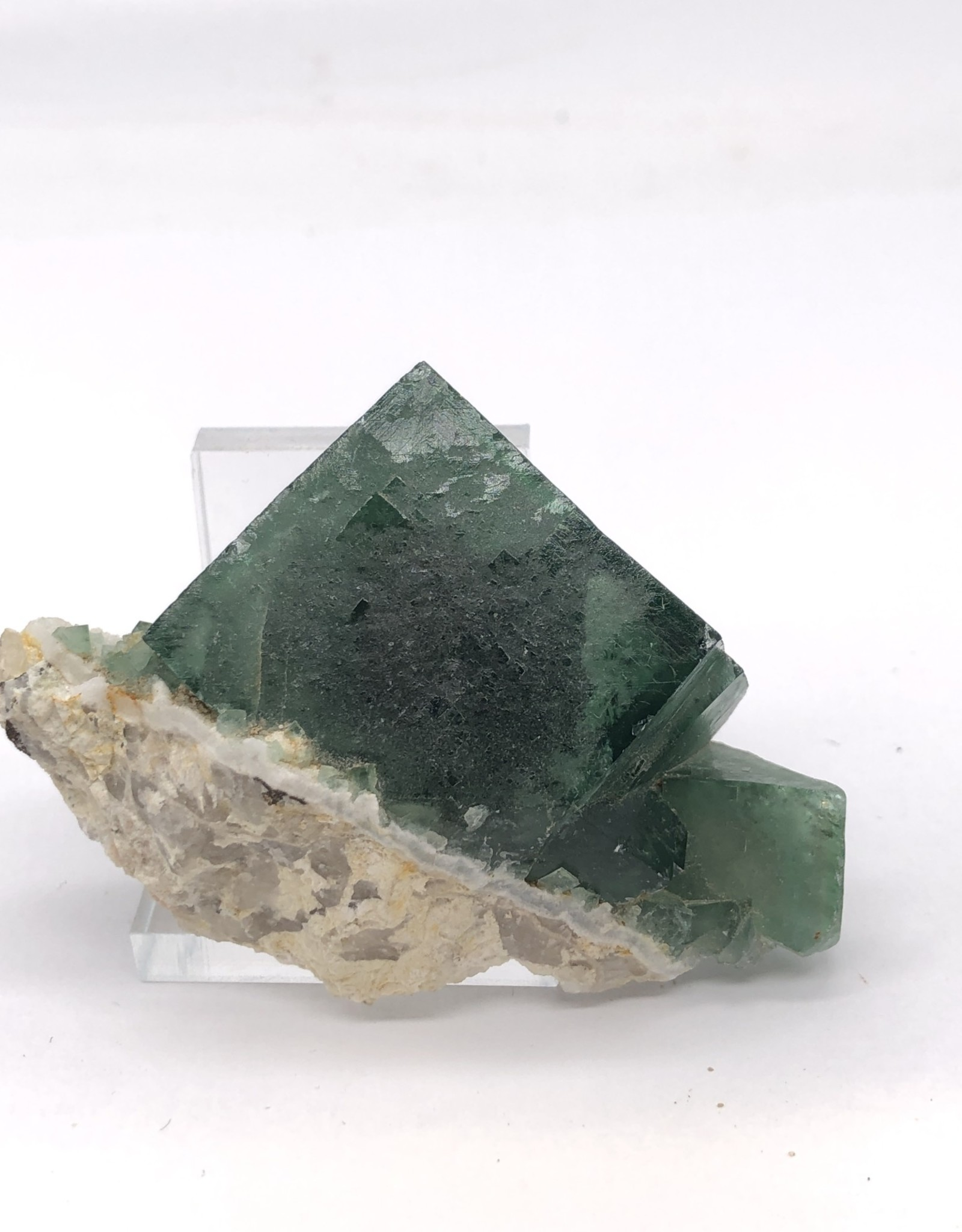 Dark Green Fluorite (Madagascar)