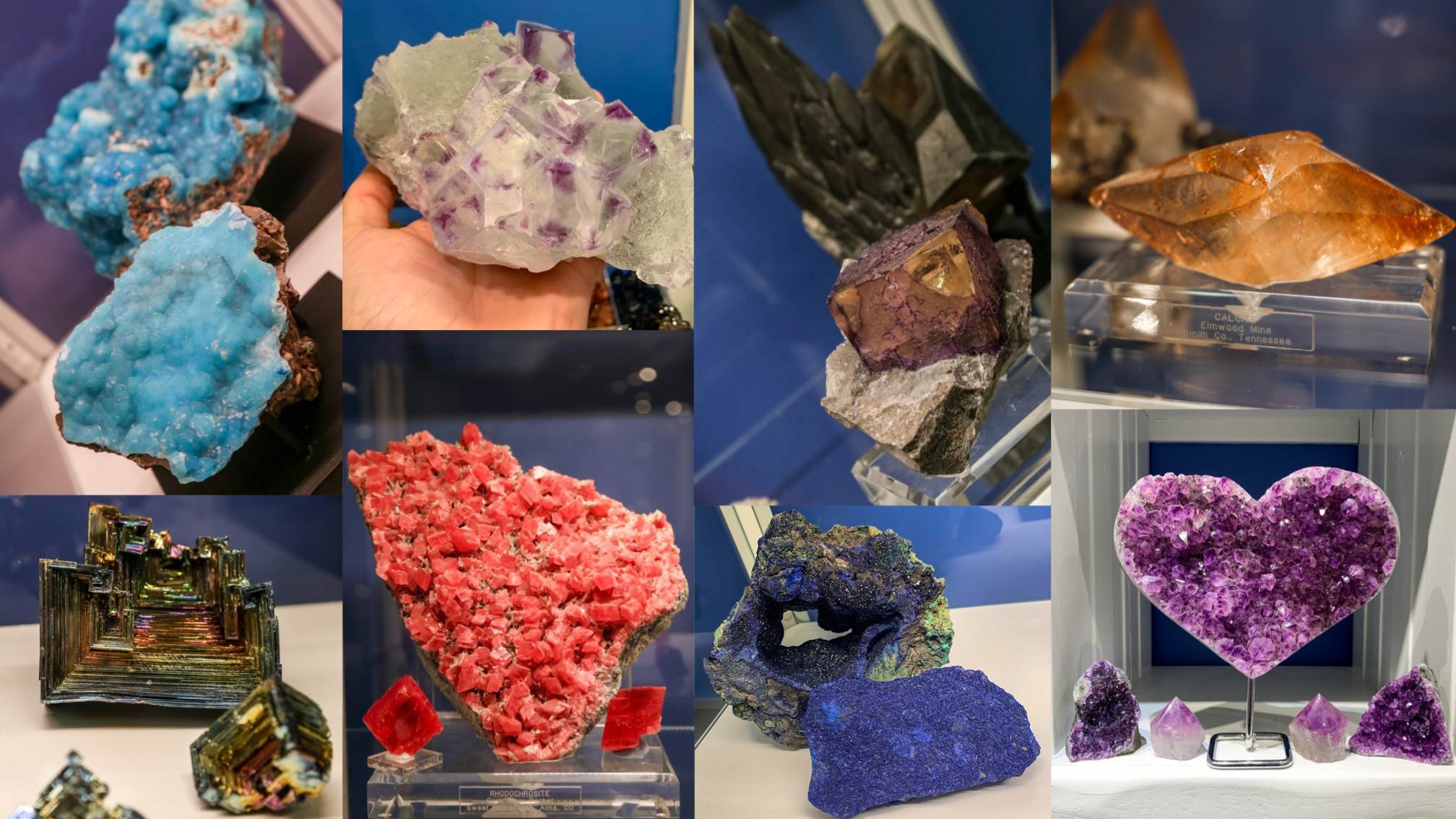 Mineral Specimens