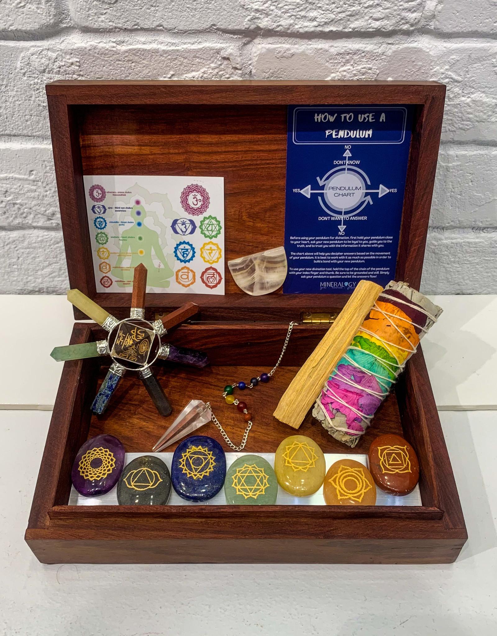 Chakra Meditation Box Set