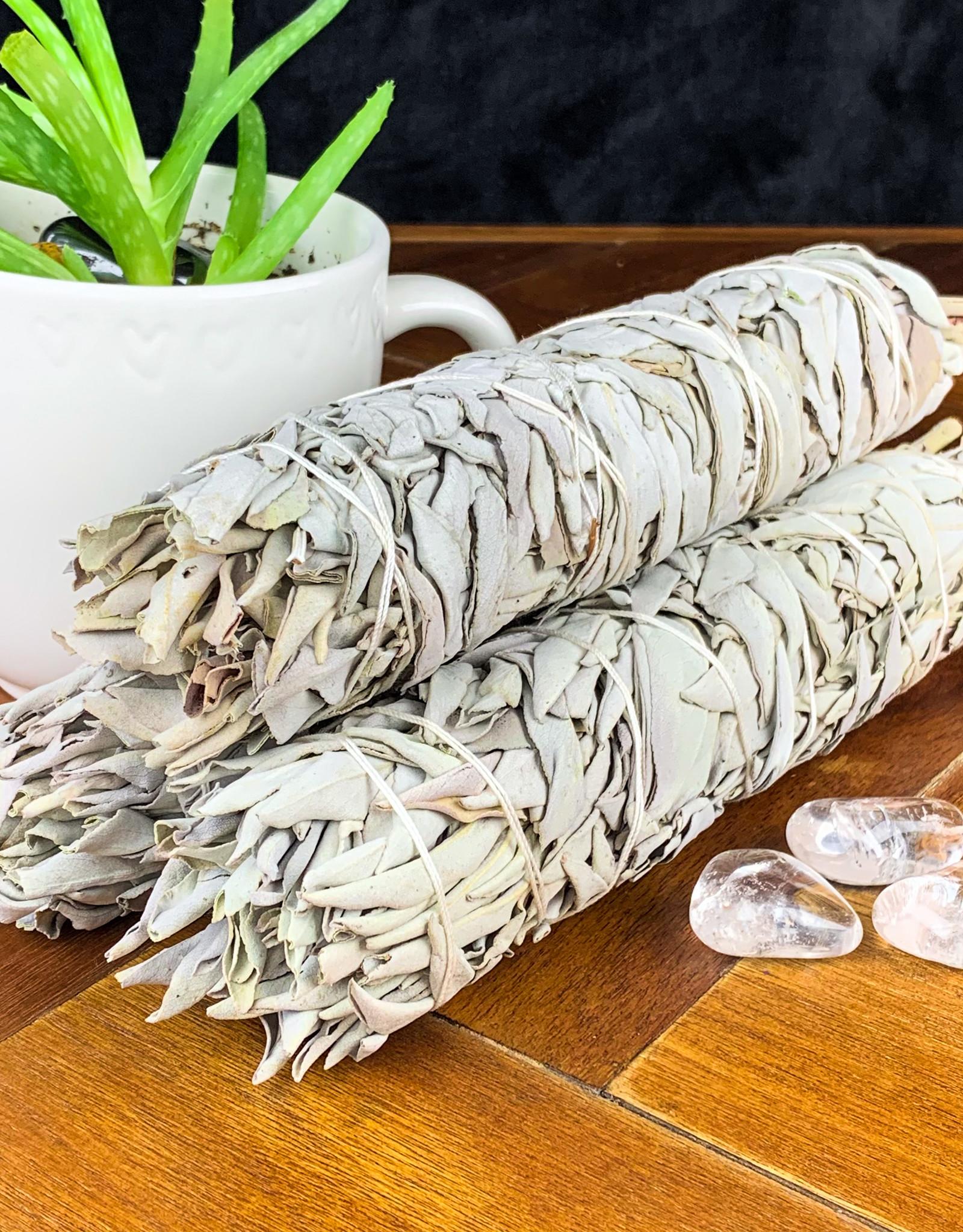 Large White Sage Bundle