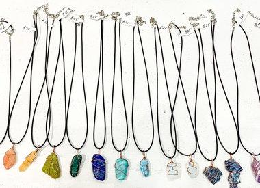 Wire Wrap Jewelry
