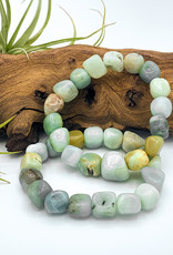 Amazonite Tumbled Gemstone Bracelet
